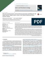 Thermal Maturity History Paper UM