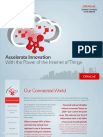 Oracle Internet of Things eBook