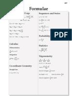 9.9 Formulae[1]