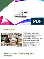 Lecture 1 MLS Intro
