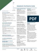 ENDO Sterilization Guide Zd7gd1o en 1308