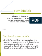 System Models Feb 4