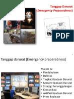 16. Emergency Preparednes