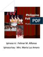 Filipino Folk Dance