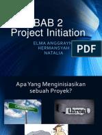 Project Inititation