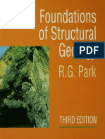 Structural Geology (Park)