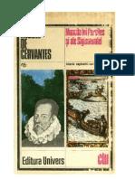 Miguel de Cervantes - Muncile Lui Persiles Si Ale Sigismundei v.1.0