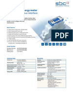 26 529 ENG DS EnergyMeter ALD1 With Modbus