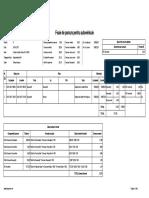 Foaie Parcurs Model