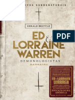Ed & Lorraine Warren - Demonologistas - Gerald Brittle