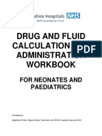 Drug and Fluid Calculation UK