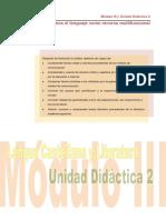 Lengua Literatura Mod III UD 2 R