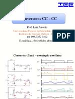 2 - Conversores Cc-cc