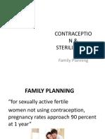 Contraception Sterilization