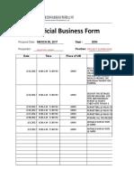 Fiberhome Official Business (Supervisor & PM)