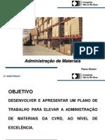 Plano Diretor - CVRD