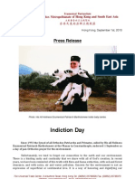 Indiction Day 2010