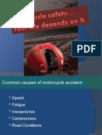 Motorbike Safety'2003 2007