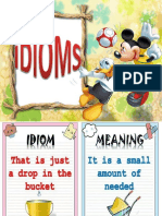 Idiomss