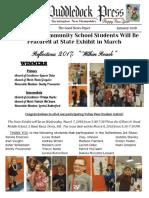 2018 January Puddledock Press