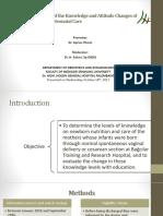 Evaluation Journal Final Ian