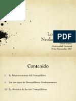 Clase 23 - Modelos Neokeynesianos