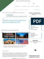 Entenda o Processo de Transferência Para Universidades Dos EUA _ Estudar Fora