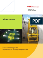 Subsea Pumping Brochure