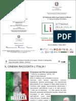 Brochure Settimana Della Lingua Italiana Nel Mondo