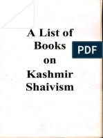 00 -A-List-of-Books-on-Kashmir-Shaivism-IAT.pdf