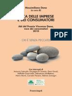 Etica Delle Imprese e Dei Consumatori.