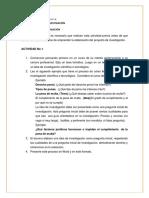 Actividades Para Determinar Idea y Problema de Investigaciã-n-2013-2 (1)