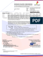 Surat Panggilan Tes Pt.chevron Pacific Indonesia