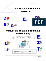 book for words with pictures