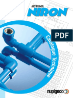NIRON - Catalogue Technique 2016