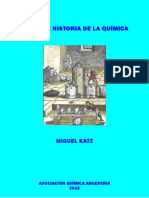 Asociacion Quimica Argentina- Temas de Historia de La Química Libro