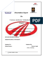 MAHINDRA BALERO Project Report
