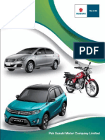 Suzuki Annual Report 2016