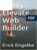 Using Elevate Web Builder