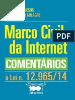 Marco Civil da Internet - Comentários à Lei 12.965 2014 - Damasio de Jesus - 2014.pdf