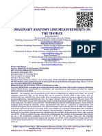 IMAGINARY ANATOMY LINE MEASUREMENTS ON THE THORAX