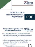 Bsn Resume Cl