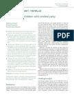 Gait Analysis CP