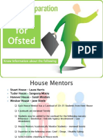 Top Tips for Ofsted