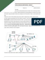 Evaluación de La III Unidad Redes de Computadoras 2017 II