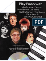 [Book] Play Piano With John Lennon, Queen, Etc. (No Audio)