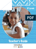 Way to Go Teachers Guide 6