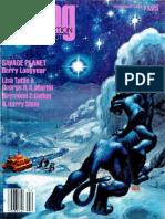 Analog Science Fiction & Fact - 1980 02 - Magazine
