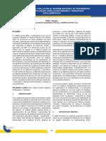 ANALISIS DE EVENTOS Y FALLAS EN EL SISTEMA NACIONAL DE TRANSMISION ECUATORIANO UTILIZANDO SIMULACION DINAMICA Y REGISTROS OSCILOGRÁFICOS.pdf