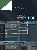 fl studio presentation